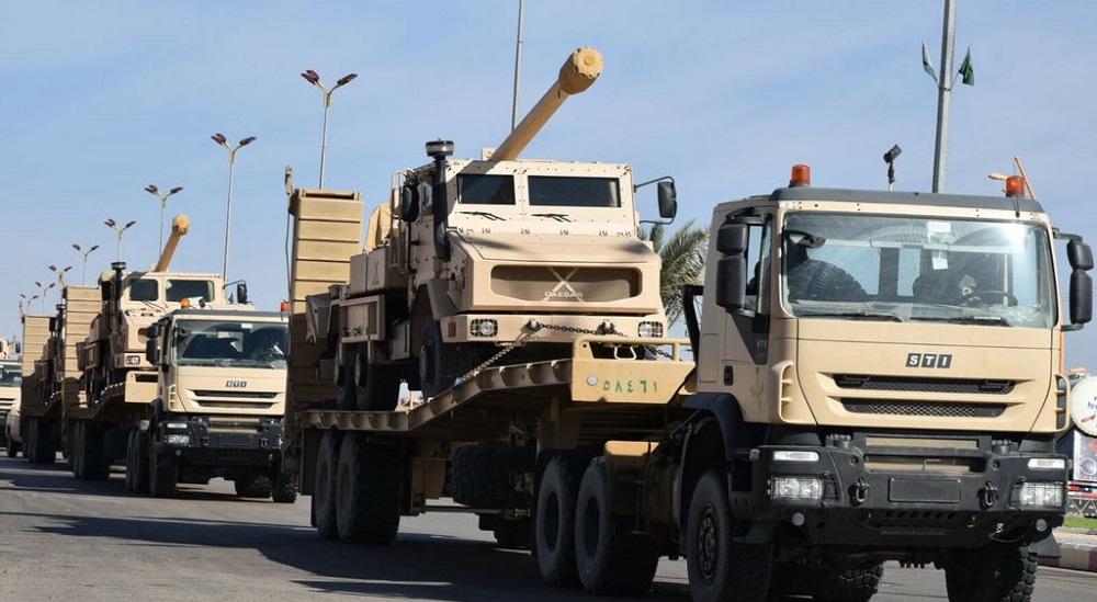 السعودية تدفع بتعزيزات عسكرية إلى عدن
