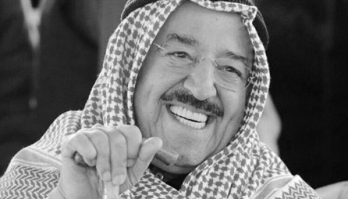الأمير الكويتي نايف الصباح يعلن موقف مفاجئ من اليمن (فرع بلا أصل)