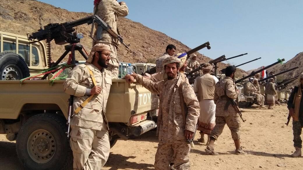 توترات كبيرة وتصعيد عسكري غير مسبوق والانتقالي يدفع بتعزيزات عسكرية لطور الباحة
