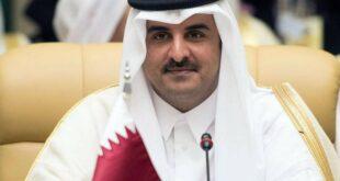 """رسالة عاجلة من أمير قطر إلى """"الملك سلمان"""""""