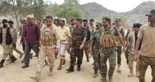 وردنا الان | مقتل ثلاثة جنود من ألوية العمالقة وإصابة خمسة آخرون على أيدي قوات طارق صالح بالمخا