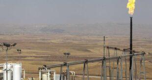 آبار وحقول النفط والغاز في مأرب