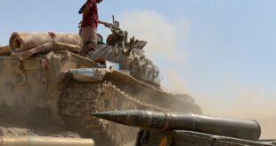 عاجل | معارك هي الأعنف في محيط سد مأرب واستشهاد أركان كتيبة حماية السد وعدد من أفراده والمواجهات على أشدها