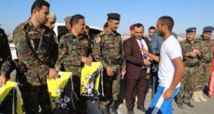 استشهاد العميد عبدالغني علي شعلان قائد قوات الأمن الخاصة