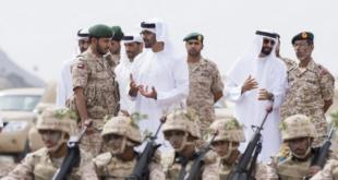 """""""هذه خريطة السيطرة"""".. معهد دولي: الإمارات وراء تقسيم اليمن"""