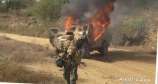 شاهد   جماعة الحوثي تبث مشاهد مصوره لعملية عسكرية كبيرة في محور جيزان وسقوط عشرات القتلى من الجيش السعودي