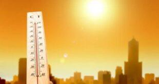 ارتفاع درجة الحرارة في اليمن